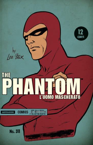The Phantom - L'Uomo Mascherato