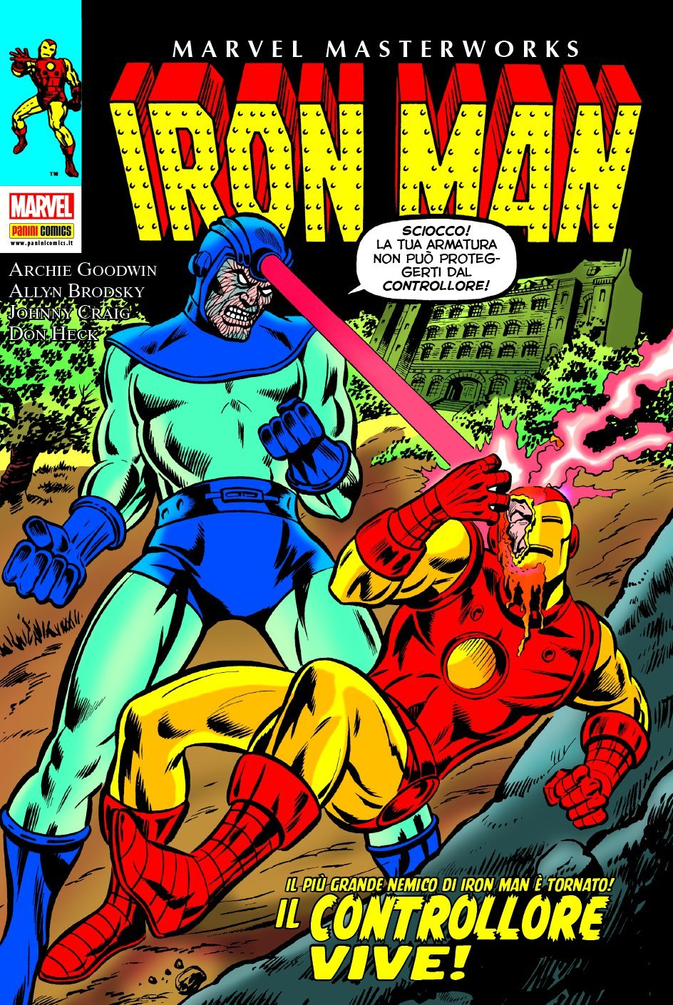 Marvel Masterworks: Iron Man vol. 6