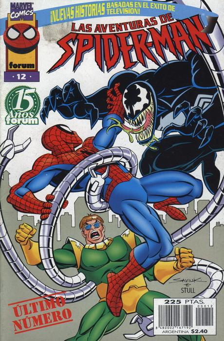 Las aventuras de Spider-Man Vol.1 #12 (de 12)