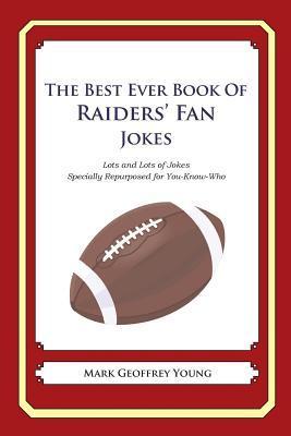 The Best Ever Book of Raiders' Fan Jokes