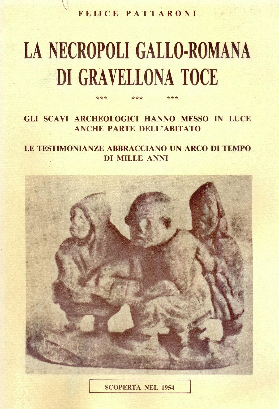 La necropoli gallo-romana di Gravellona Toce