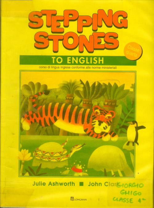 Stepping Stones for English - Level 2