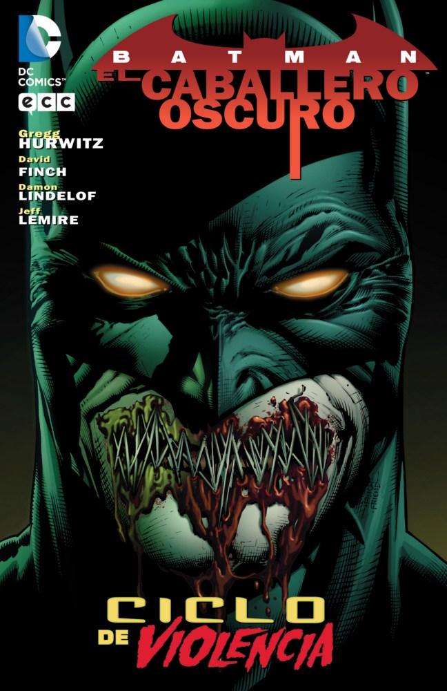 Batman: El caballero oscuro #2