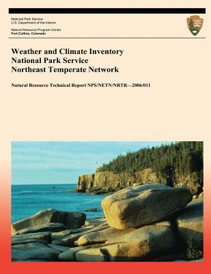Weather and Climate Inventory National Park Service Northeast Temperate Network