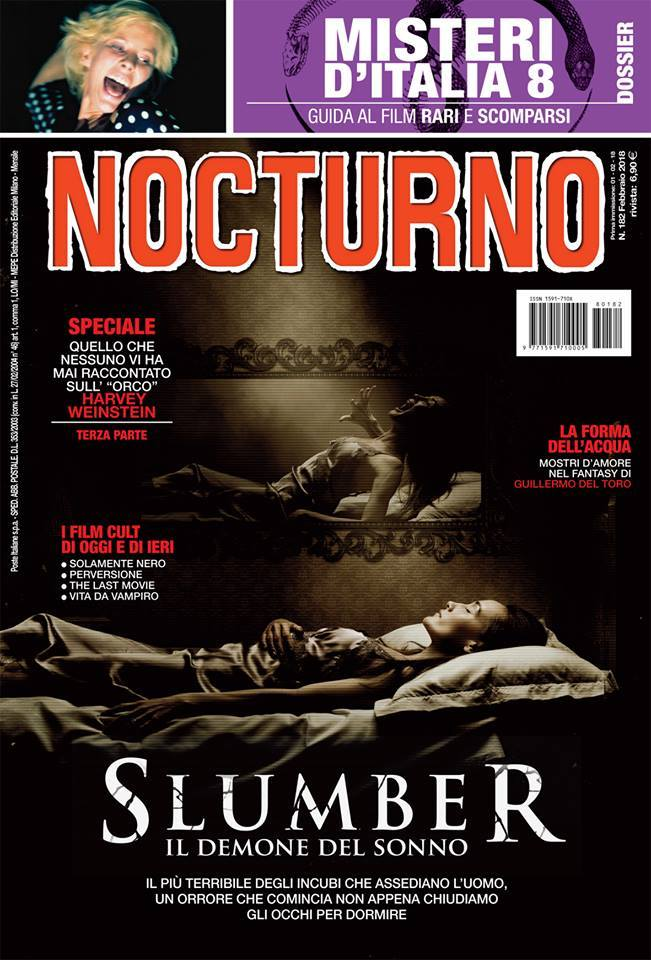 Nocturno cinema n. 1...