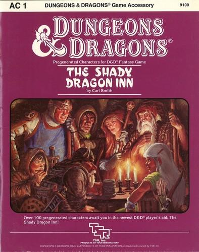 Shady Dragon Inn