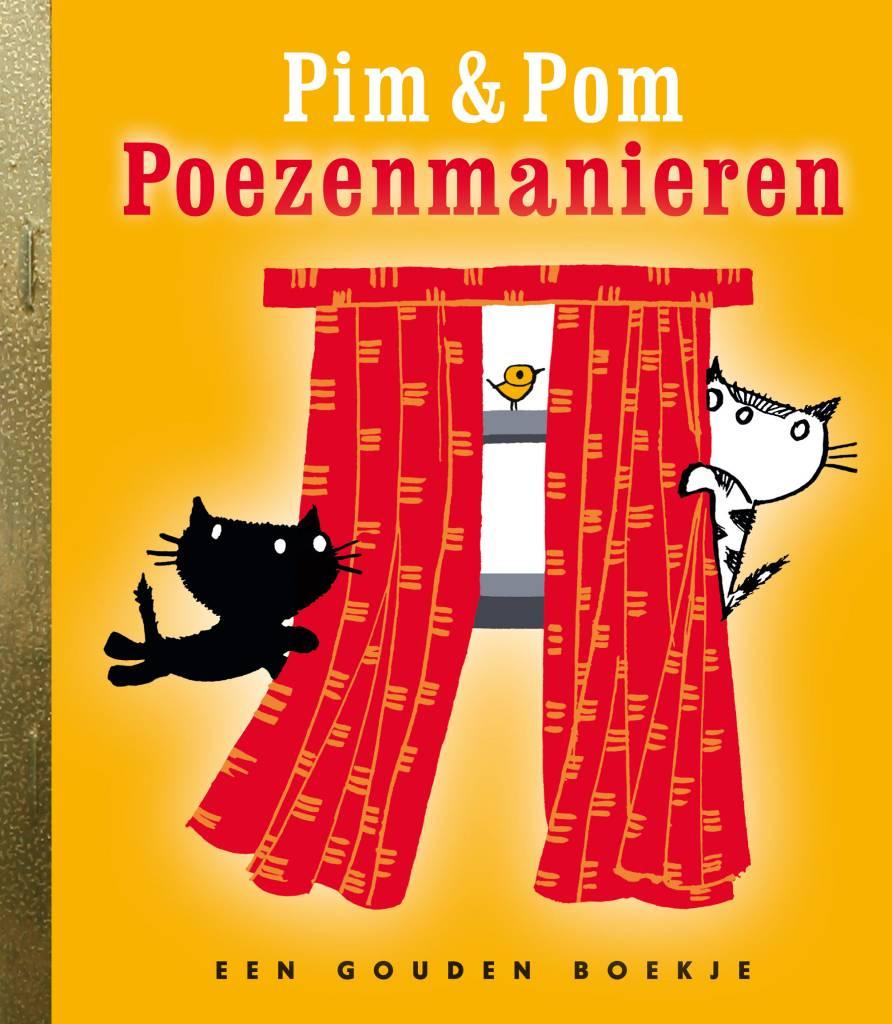 Pim & Pom: poezenmanieren