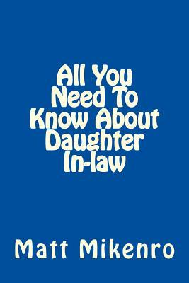 All You Need to Know About Daughter In-law