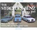 The Mercedes-Benz Since 1945