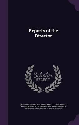 Reports of the Director