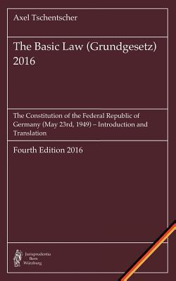 The Basic Law (Grundgesetz) 2016