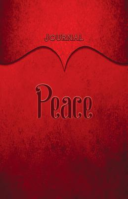 Peace Journal Red