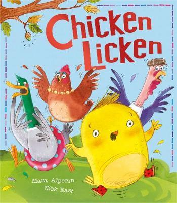 Chicken Licken (My First Fairy Tales)