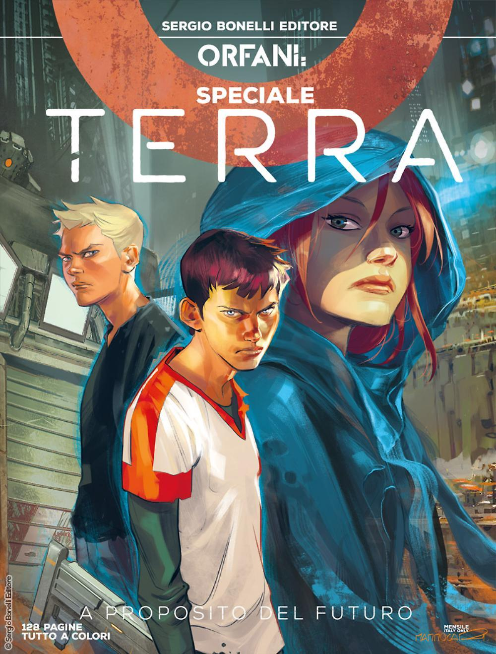 Orfani Speciale n. 1 : Terra