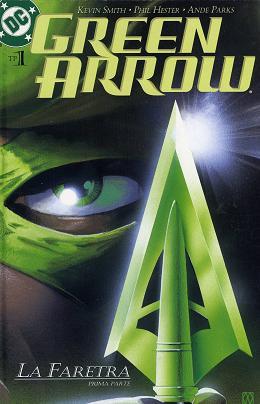 Green Arrow TP 1