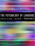 Psychology of Language; From Data to Theory