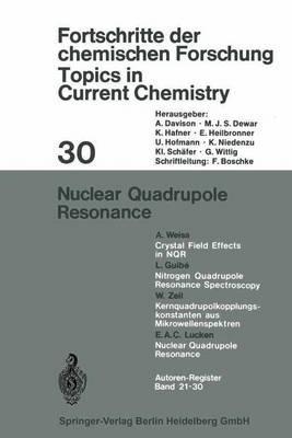 Nuclear Quadrupole Resonance
