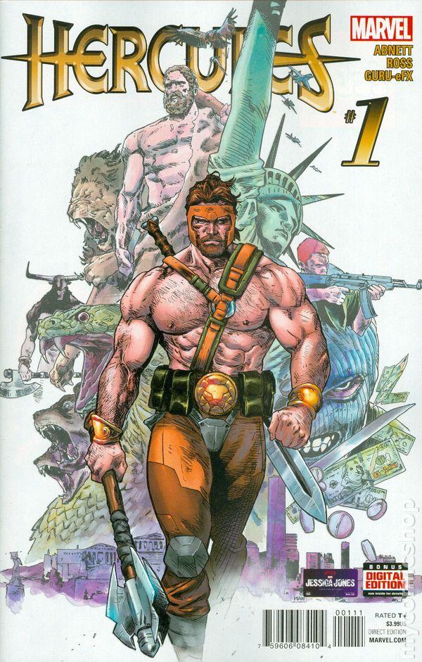 Hercules Vol.4 #1