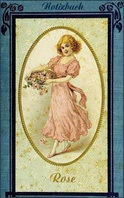 Rose (Notizbuch)