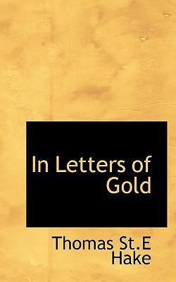 In Letters of Gold