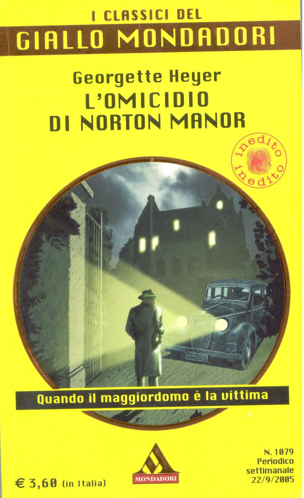 L'omicidio di Norton Manor