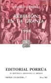 Rebelion En La Granj...