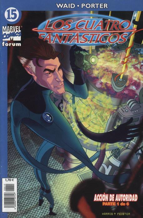 Los 4 Fantásticos Vol.5 #15 (de 16)