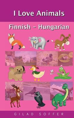 I Love Animals Finnish - Hungarian