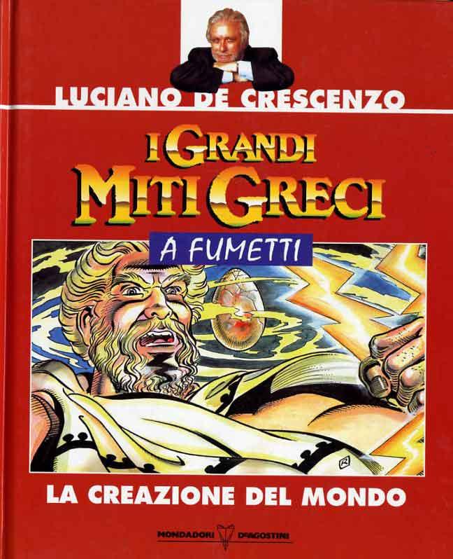 I grandi miti greci ...