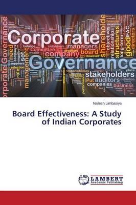 Board Effectiveness