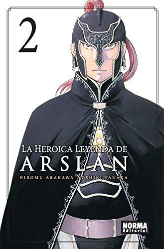 La heroica leyenda de Arslan #2