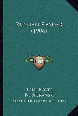 Russian Reader (1906) Russian Reader (1906)