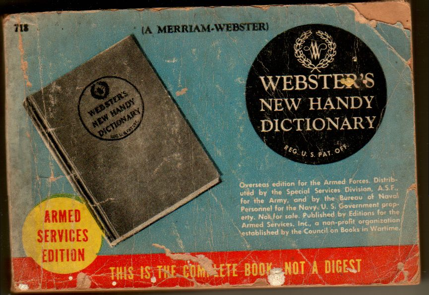 Webster's new handy ...