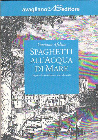 Spaghetti all'acqua di mare