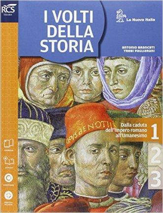 I volti della storia. Atlante storico-Cittadinanza. Per la Scuola media. Con e-book. Con espansione online