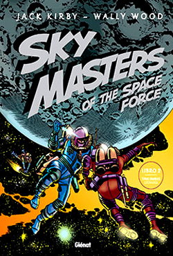 Sky Masters of the Space Force Nº 02: Tiras diarias 1959-1961