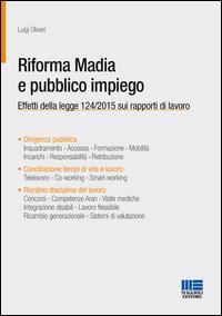 Riforma Madia e pubblico impiego