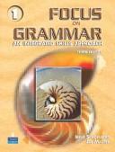 Focus on Grammar 1