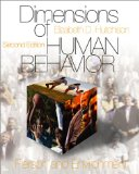 Dimensions of Human Behavior, Second Edition