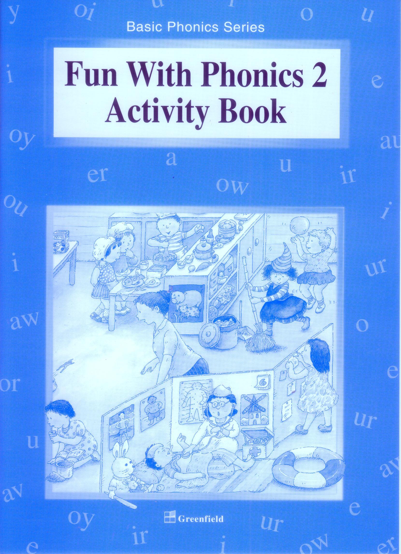 Fun With Phonics 2 Activity Book
