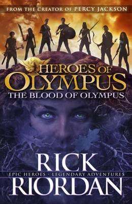 The Blood of Olympus...