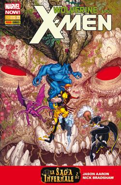 Wolverine e gli X-Men n. 22