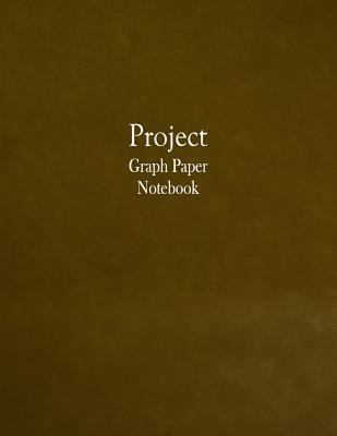 Project Graph Paper Notebook 1/12 Inch Dot Grid Ruled