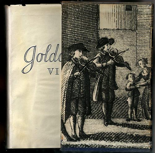 Tutte le opere di Carlo Goldoni. Volume VI