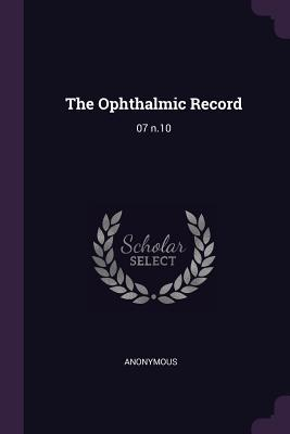 The Ophthalmic Record