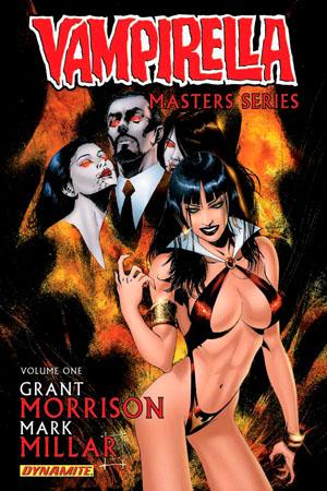Vampirella Masters S...