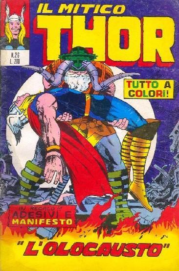 Il mitico Thor n. 26