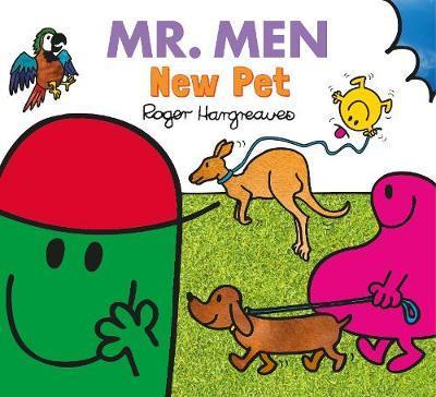 Mr. Men New Pet