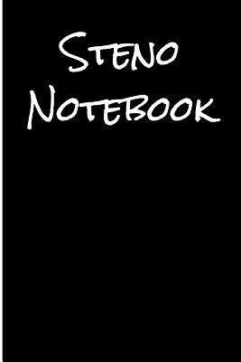 Steno Notebook