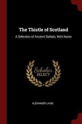 The Thistle of Scotland